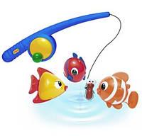 Игрушка для ванной рыбалка Tolo