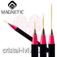 Набор кистей Magnetic для прорисовки Striper Brush