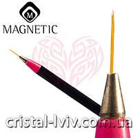 Кисть Magnetic для прорисовки тонких линий Striper Brush Small