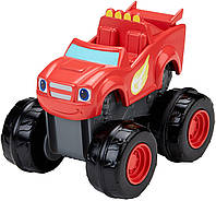Fisher-Price Инерционные чудо-машинки Вспыш и Рык Nickelodeon Blaze and the Monster Machines Slam & Go Blaze