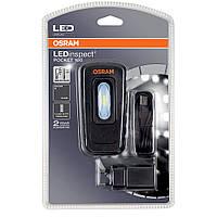 LED фонарь аккумуляторный для СТО OSRAM  Ledil 204 LEDinspect POCKET 160   маленький и мощный
