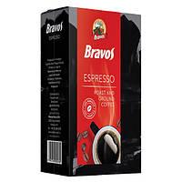 Bravos Espresso кофе молотый, 1 кг