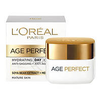 L'Oreal Age Perfect дневной крем увлажняющий (50+), 50 мл