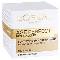 L'Oreal Age Perfect Pro Calcium дневной крем (60+), 50 мл