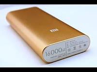 Power Bank 16000 mAh, черный, внешний аккумулятор, батарея, Повер банк