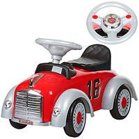 Машинка каталка Bambi RetroCar