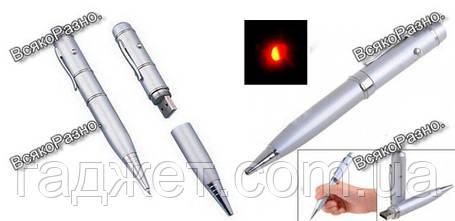 Флешка ручка с лазерной указкой на 8 гб., фото 2