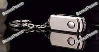 Флешка USB(2.0) 16 гб в железном корпусе - брелке
