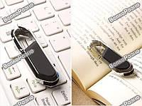 """USB флешка """"Карабин"""", черная, 8 Гб"""