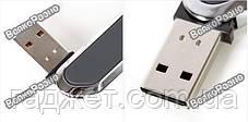 """USB флешка """"Карабин"""", черная, 8 Гб, фото 3"""