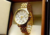 Женские кварцевые часы Rolex. Качественные часы. Стильный дизайн. Практичные часы. Купить онлайн. Код: КДН1295