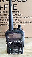 Kenwood TH-F7E (TH-F6A), рация-сканнер, радиостанция SSB/FM/AM/CW