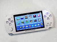 """Игровая Приставка консоль SONY PSP 4.3"""" MP5 (копия) 4Gb Белая, фото 1"""