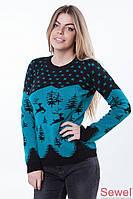 Свитер с оленями в категории свитеры и кардиганы женские в Украине ... 8976a2b02de42