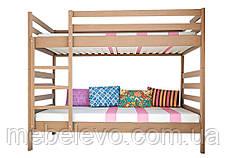 Двухъярусная кровать Трансформер 1 80х190 ТИС 1700х880х1985мм  , фото 2