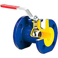 Кран шаровый - надежный элемент запорной арматуры.