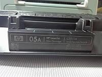 Картридж оригинальный HP СЕ505А