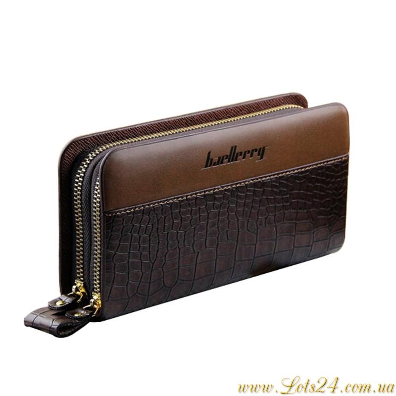 bd2127cc9095 Baellerry - дизайнерский мужской клатч (портмоне, кошелек, барсетка мужская)