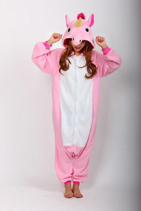 Пижама-кигуруми единорог розового цвета - Stylemall Торговый Центр в Киеве 2fad6c73bcc82