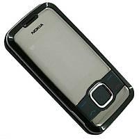 Корпус для Nokia 7610 Supernova, с клавиатурой, оригинал, черный