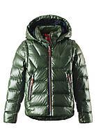 Куртка - жилет пуховая для мальчика Reima 531225 - 8910. Размер 128 - 152., фото 1
