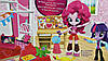 My Little Pony Equestria Girls Minis Pinkie Pie Slumber Party - Спальня Пінки Пай  ( мини-кукла Пинки Пай ), фото 6
