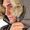 Куртка зимняяя з капюшоном робоча Reis Польща (утеплений спецодяг) GROHOL O, фото 4