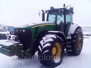 Трактор John Deere 8430