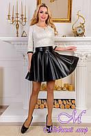 Молодежное женское платье 77400 (р. S, M) арт. 8901
