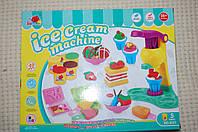 """Набор для лепки """"Машина для мороженого"""""""