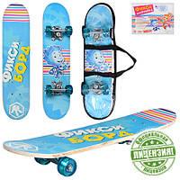 Детский скейт Фиксики FX 0006