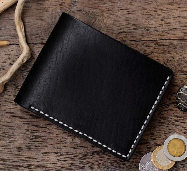 """Чоловічий гаманець """"Сod"""" ручної роботи"""