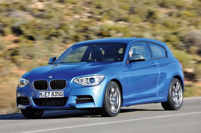 Диски и шины на BMW 1 series F 20