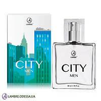 «City Men» эксклюзивная туалетная вода Lambre