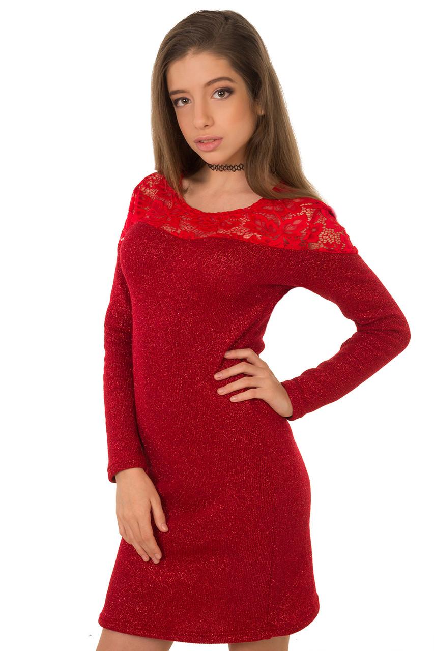 """Красивое нарядное платье для девочки подростка """"Блеск"""""""