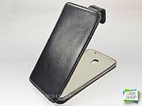 Откидной чехол из натуральной кожи для Asus ZenFone 6