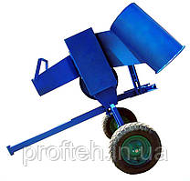 Подрібнювач гілок Преміум (на мототрактор, з шківом, без конуса)