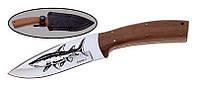 Нож с фиксированным клинком Акула-2