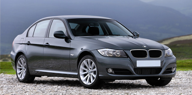 Диски и шины на BMW 3 series E 90