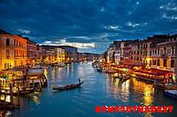 """Фотообои: """"Каналы Венеции 5"""""""