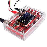 Цифровой KIT осциллограф DSO138 с акриловым корпусом в комплекте