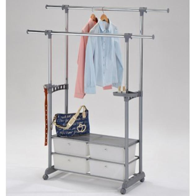 Стойка для одежды с ящиками «CH-4618»