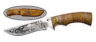 Нож с фиксированным клинком Галеон