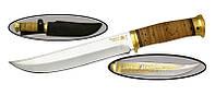 Нож с фиксированным клинком Атаман
