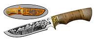 Нож с фиксированным клинком Лорд