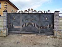 Кованые ворота №5