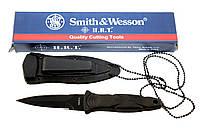 Нож с фиксированным клинком Smith&Wesson