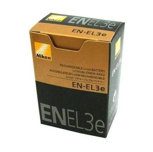 Dilux - Nikon EN-EL3e 7,4V 1800mah Li-ion аккумуляторная батарея к фотокамере. - Интернет-магазин «Dilux» в Одессе