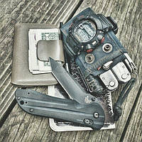 Нож складной для повседневного ношения Классический, сталь 440С
