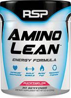 RSP Nutrition AminoLean- 30 порц.( Аминокислоты+жиросжигатель+энергия )